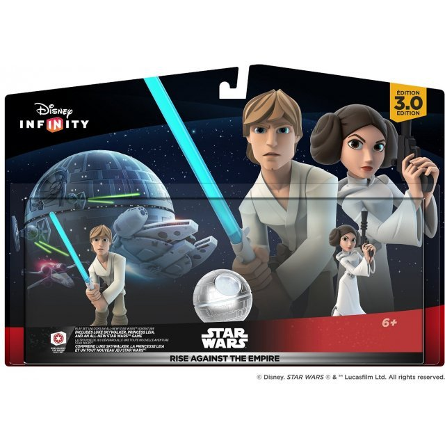 Disney Infinity Play Set (3.0 Edition): Star Wars Rise Against the Empire
