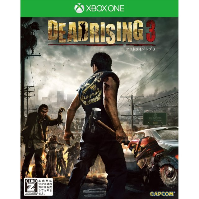 Dead Rising 3 (New Price Version)