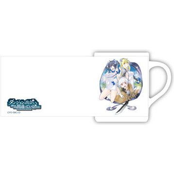 Is It Wrong to Try to Pick Up Girls in a Dungeon? Mug