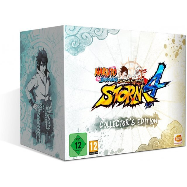 Naruto Shippuden: Ultimate Ninja Storm 4 (Collector's Edition)