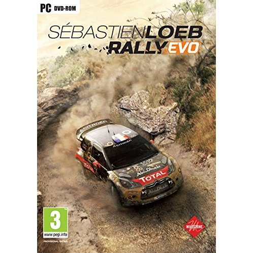 Sebastien Loeb Rally Evo (Steam)