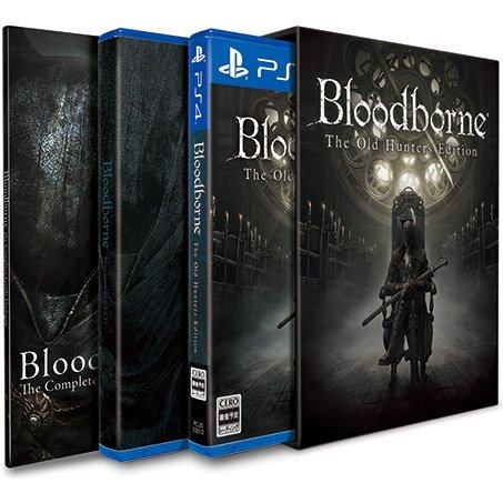 Bloodborne The Old Hunters Edition [Limited Edition]