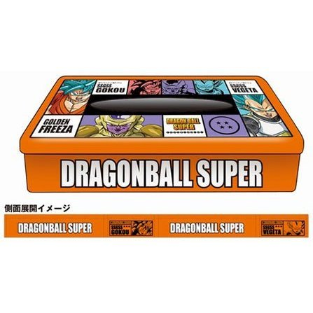 Dragon Ball Super Box Tissue Can 01: Panel Layout BC