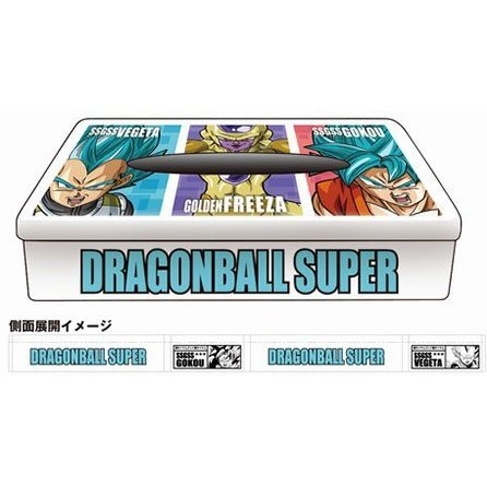 Dragon Ball Super Box Tissue Can 02: Group BC