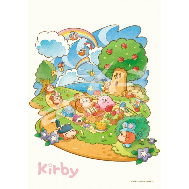 Kirby Picnic Jigsaw Puzzle