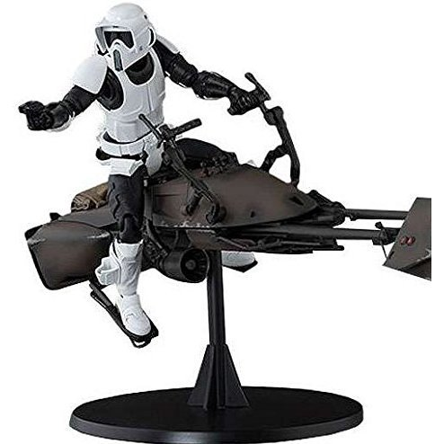 Star Wars S.H.Figuarts: Scout Trooper & Speeder Bike