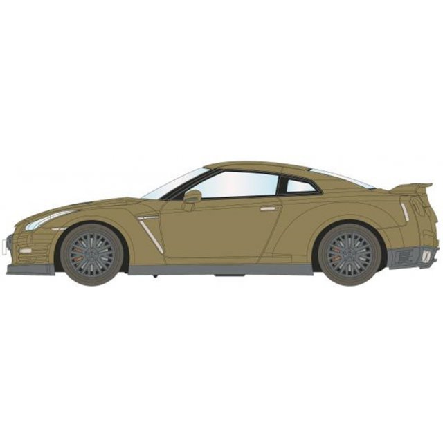 Tomica Limited Vintage NEO: TLV-N117a Nissan GT-R 45th Anniversary Gold