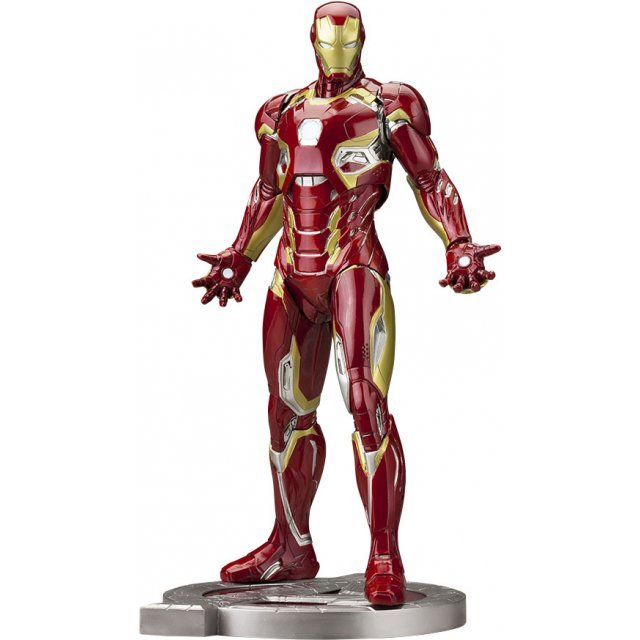 Avengers Age of Ultron: ARTFX Iron Man Mark 45