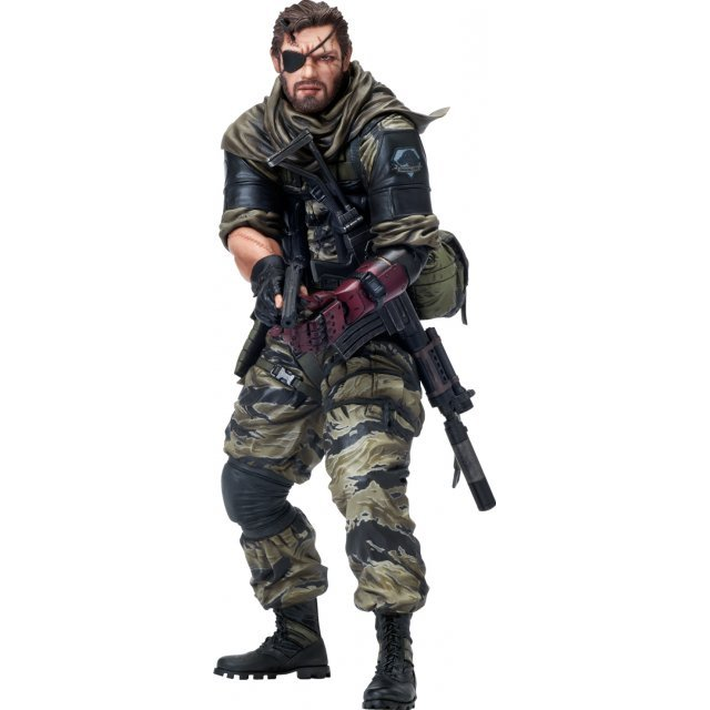 mensHdge technical statue No. 16 Metal Gear Solid V The Phantom Pain: Venom Snake