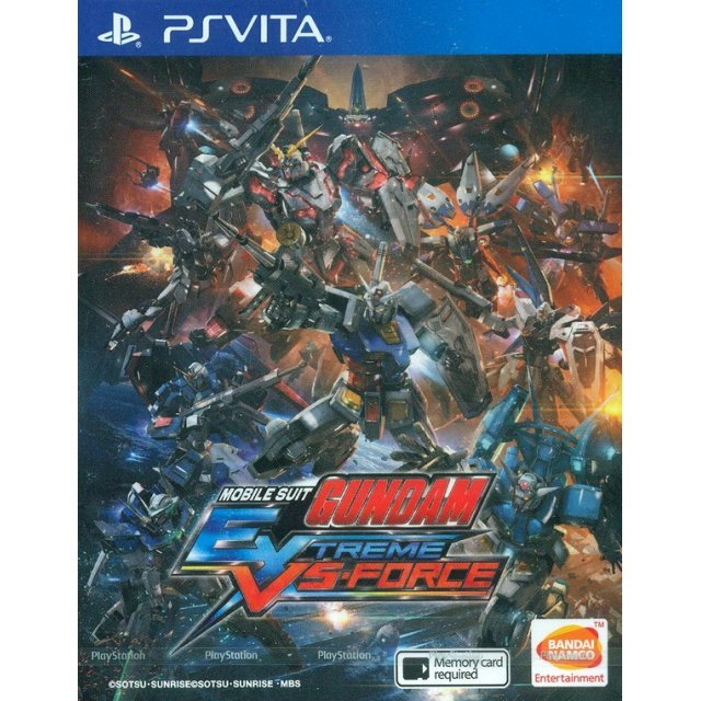Mobile Suit Gundam: Extreme VS Force (English)