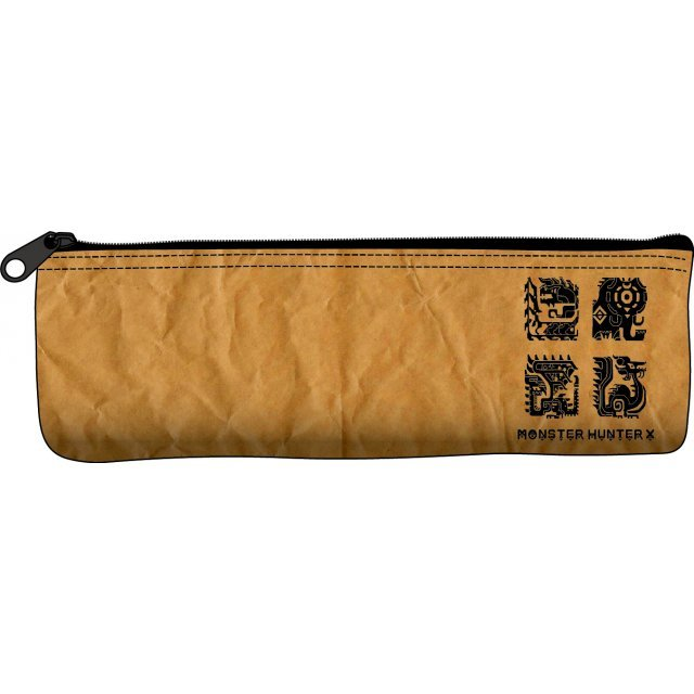 Monster Hunter X Paper Like Pen Pouch: Craft