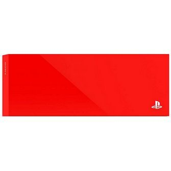 PlayStation 4 HDD Bay Cover (Red)
