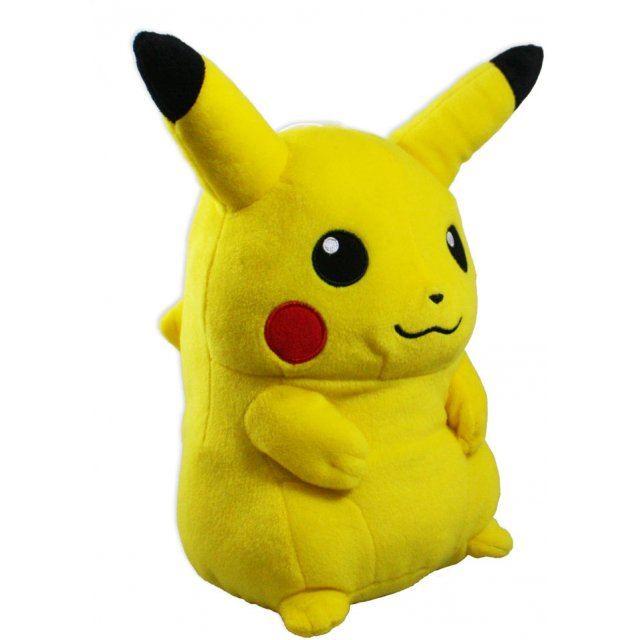 pocket monsters 20th anniversary plush pikachu