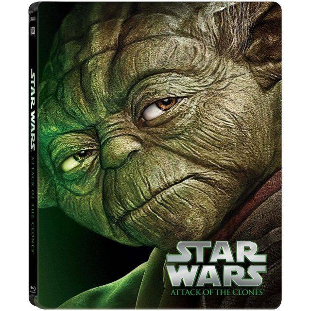 Star Wars: Episode II - Attack of the Clones [SteelBook]