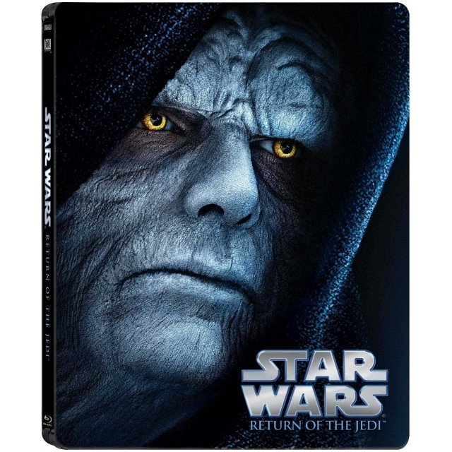 Star Wars: Episode VI - Return of the Jedi  [SteelBook]