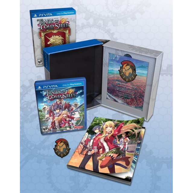 The Legend of Heroes: Trails of Cold Steel (Lionheart Edition)