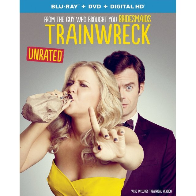 Trainwreck [Blu-ray+DVD+Digital Copy]