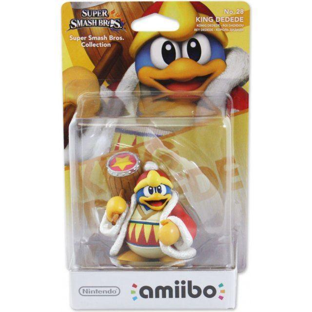 Amiibo Super Smash Bros Series Figure King Dedede