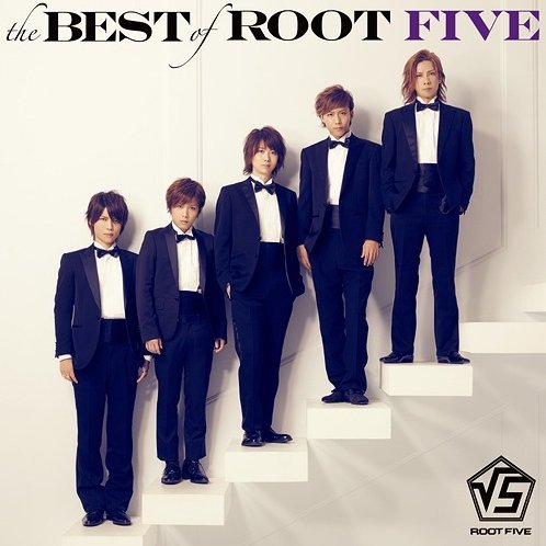 Best of Root Five Memorial Edition [2CD+DVD Limited Pressing]