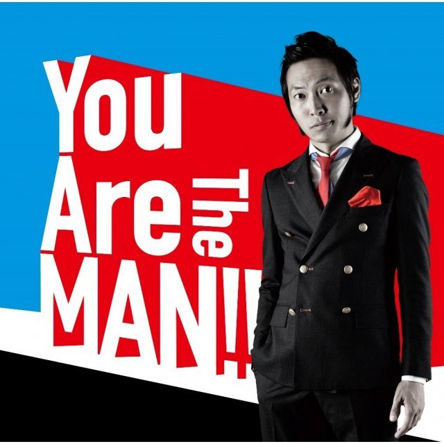 You Are The Man [CD+DVD Limited Edition]