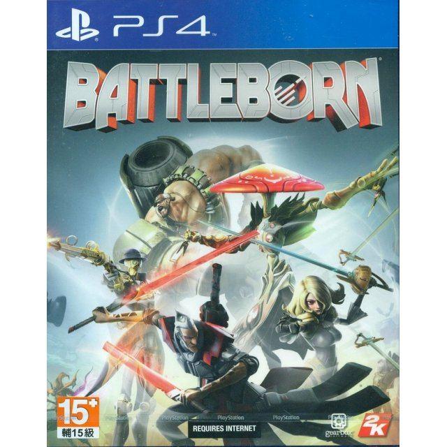 Battleborn (English & Chinese Subs)