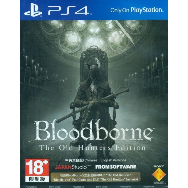 Bloodborne The Old Hunters Edition (Chinese & English Subs)