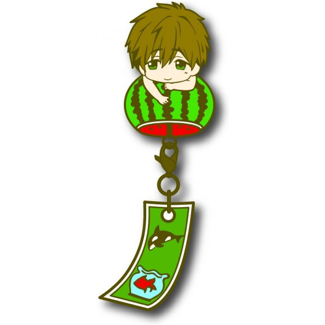 Free! -Eternal Summer- Toy's Works Collection 2.5 Sisters Pin Charm: Makoto