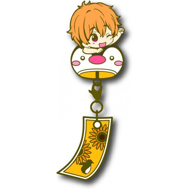 Free! -Eternal Summer- Toy's Works Collection 2.5 Sisters Pin Charm: Nagisa