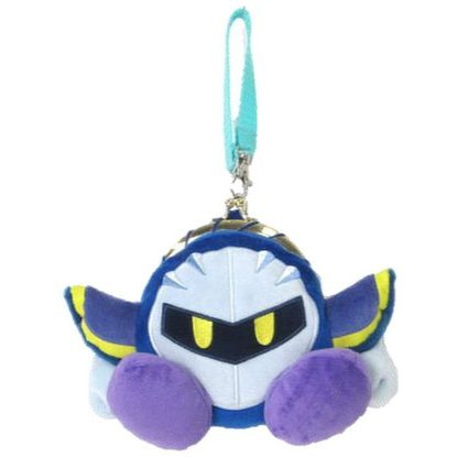 Kirby Coin Purse: FM15 Meta Knight