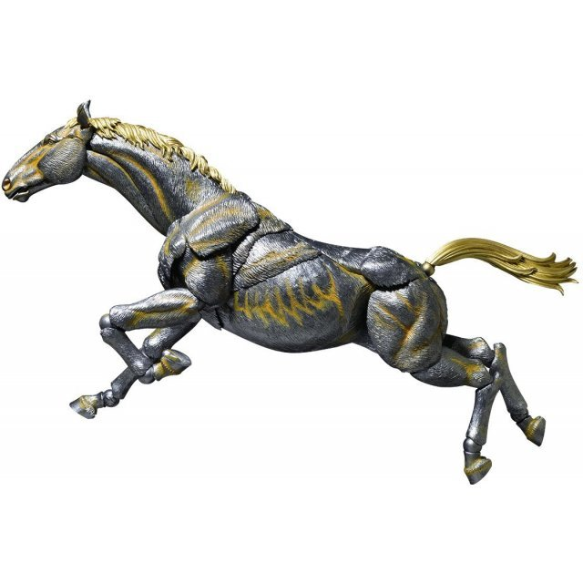 KT Project KT-007 Takeya Freely Figure: Horse Iron Rust Edition