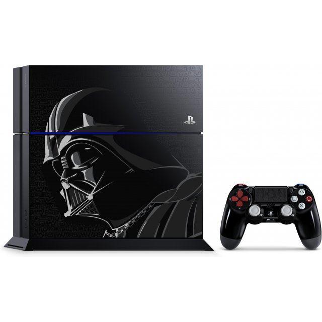 PlayStation 4 System [Limited Edition Star Wars Battlefront Bundle]