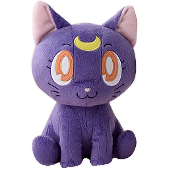 Sailor Moon Super DX Plush: Luna