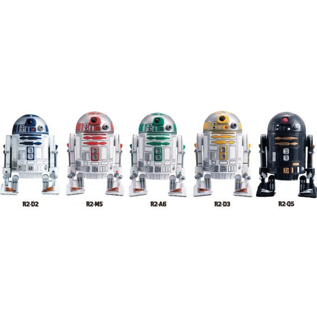 Star Wars R2 Magnet Collection (Set of 5 pieces)
