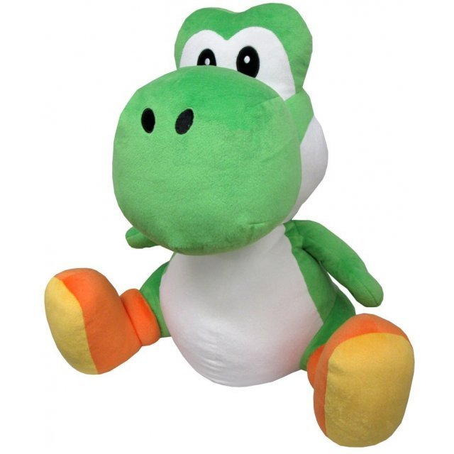 Super Mario Bros. Plush: Yoshi Large