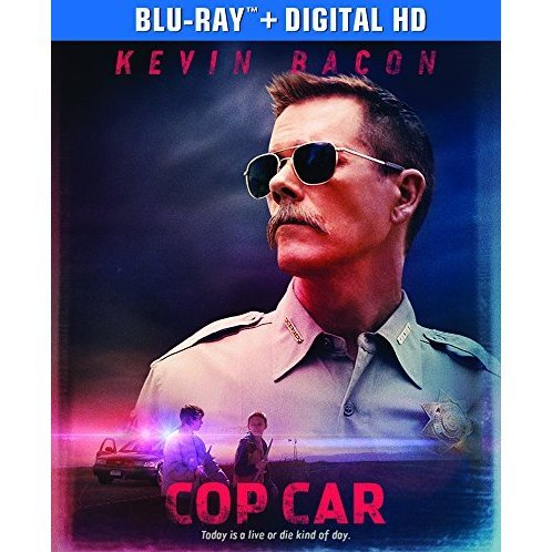 Cop Car [Blu-ray+Digital HD]