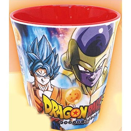 Dragon Ball Super Ver. 2 Melamine Cup: Red