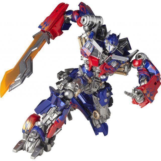 Sci Fi Transformer : Legacy of revoltech sci fi transformers optimus