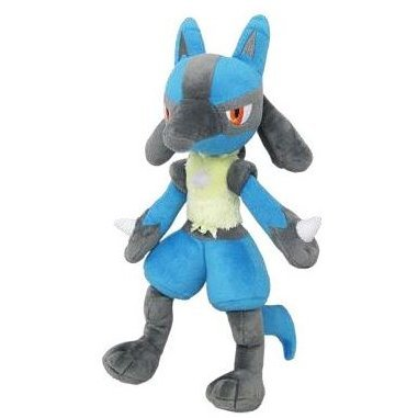Pocket Monsters Plush: PP12 Lucario (S)