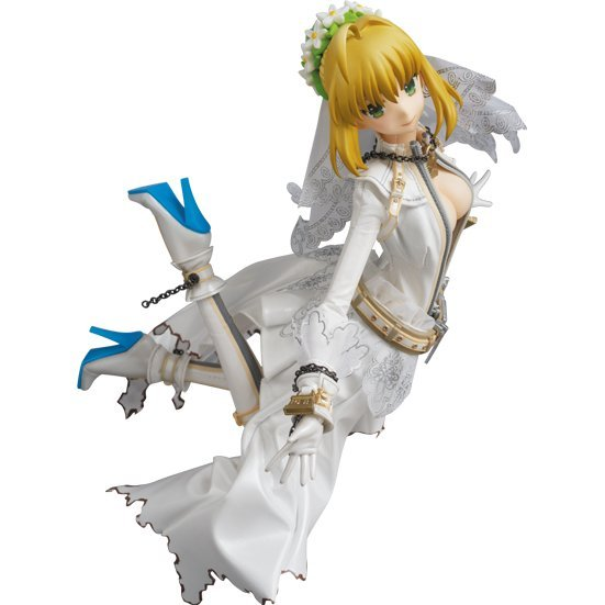 Real Action Heroes No. 740 Fate/Extra: Saber Bride
