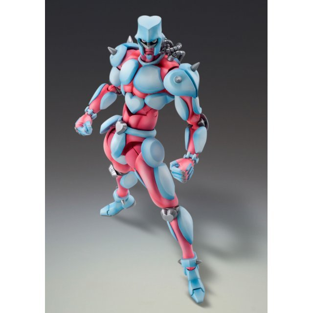 Super Figure JoJo's Bizarre Adventure Part 4 No. 13: Crazy Diamond (Hirohiko Araki Specify Color) (Re-run)