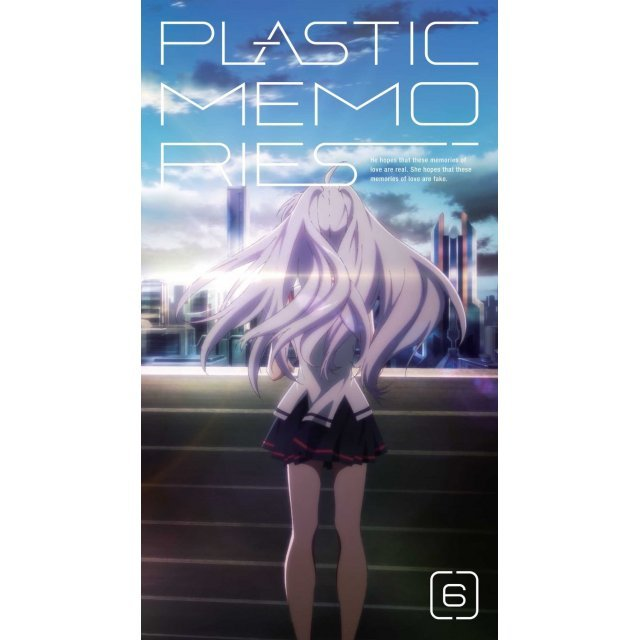 Plastic Memories Vol.6 [Blu-ray+CD Limited Edition]