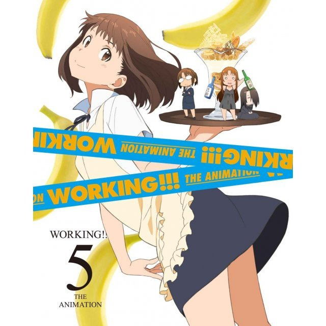 Working!!! Vol.5 [Blu-ray+CD Limited Edition]