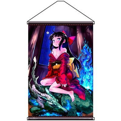 Charama Wall Scroll: My Princess by Yuki Sasahara