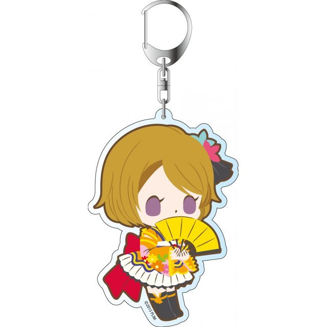 Love Live! The School Idol Movie Big Key Ring: Angelic Angel Ver. Koizumi Hanayo