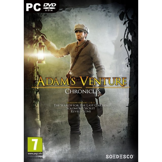 Adam's Venture Chronicles (DVD-ROM)