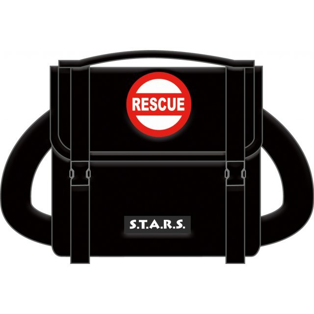 Biohazard 0 Rescue Bag Black