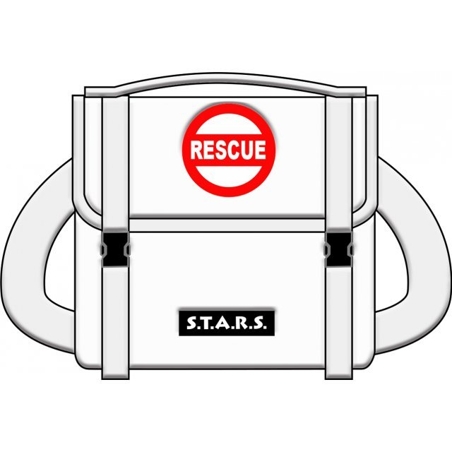 Biohazard 0 Rescue Bag White