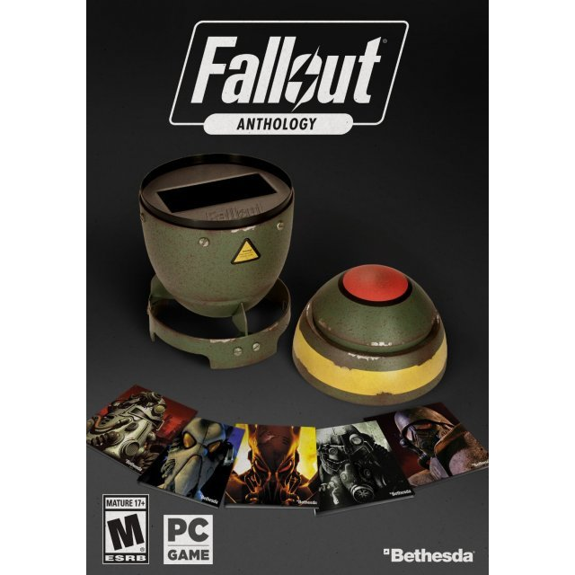 Fallout Anthology (with Mini Nuke) (DVD-ROM)