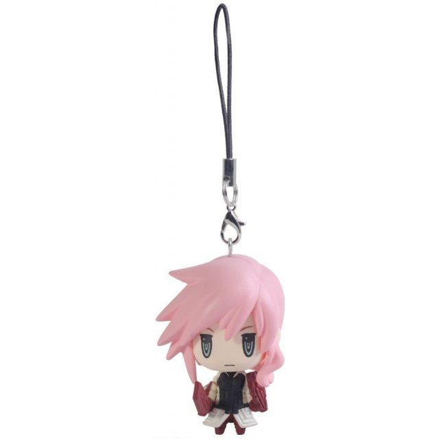 Final Fantasy Mascot Strap: Lightning