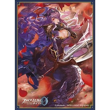Fire Emblem Cipher Sleeve Collection No. FE15: Camilla